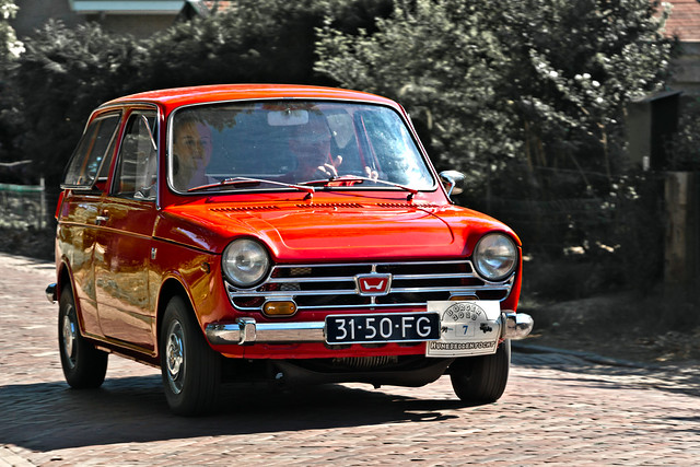 Honda N360 1968 (2224)
