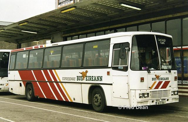 Bus Eireann TE11 (88D19011).