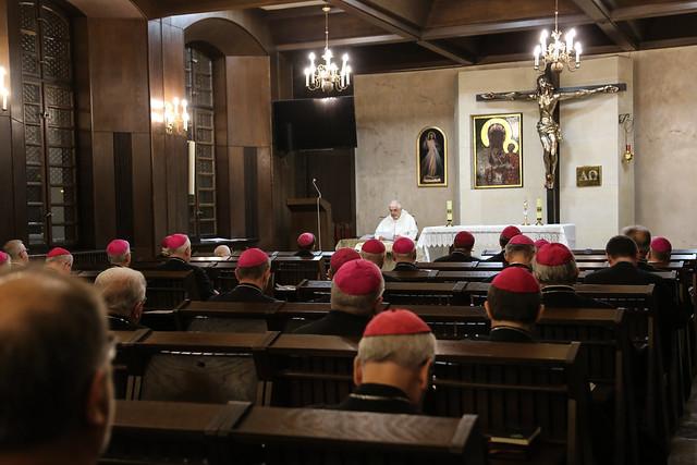 Rekolekcje Księży Biskupów, 18 XI 2019 r., Jasna Góra