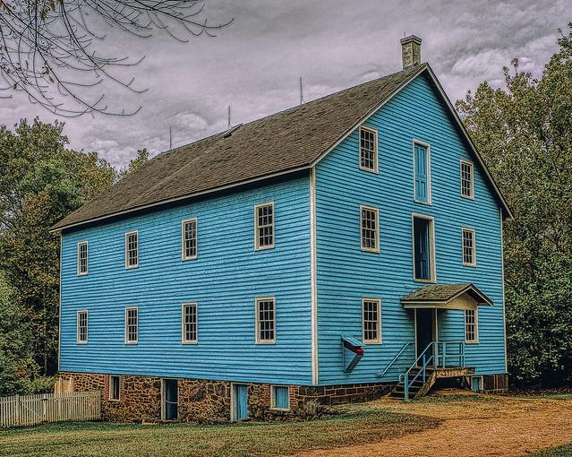 New Jersey Farm House