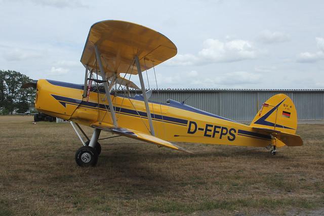 Stampe En Vertongen Stampe  SV-4C  D-EFPS