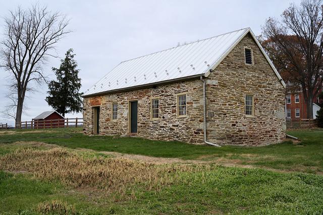 Thomas Farm Tenant House