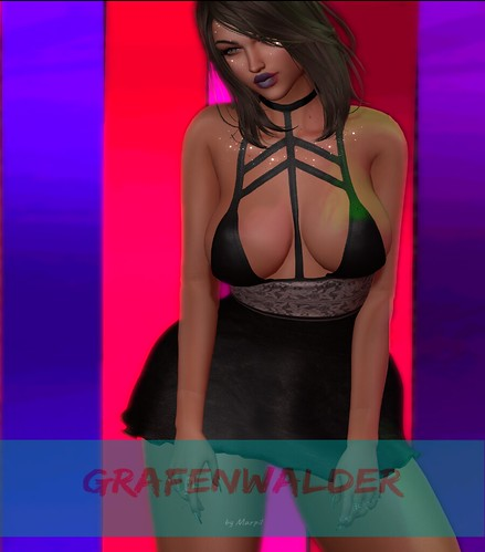 ~GW ~ Sexy Dress Black&White Group Gift