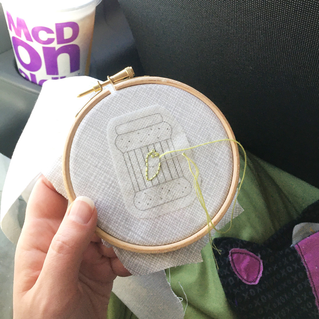 2019 November Jam of the Month Pattern