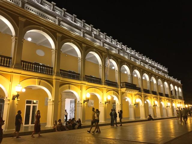 Palacio de la Proclamación, Cartagena de Indias, Colombia (iPhone 6s)