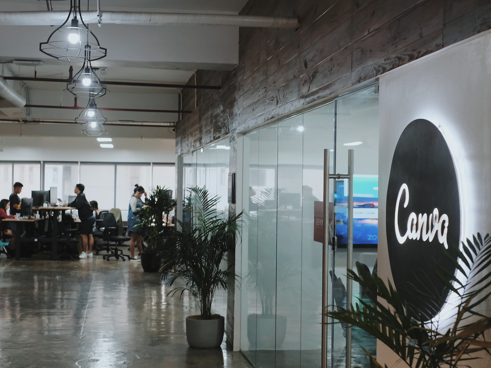Inside the Cool Office of Canva Philippines