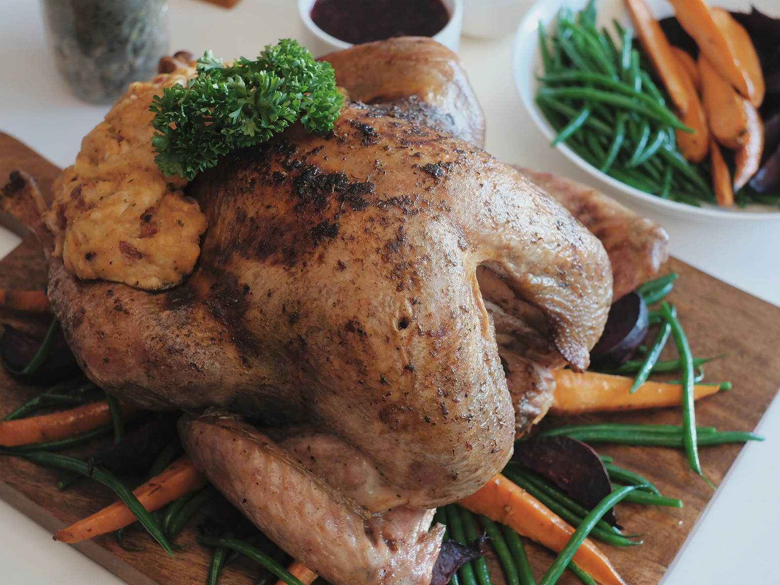 Where to Get Thanksgiving Turkey in Manila