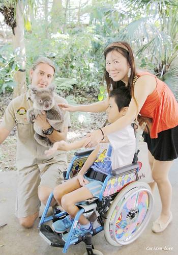 澳洲龍柏動物園