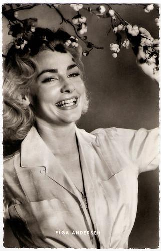 Elga Andersen in Solang' die Sterne glüh'n (1958)