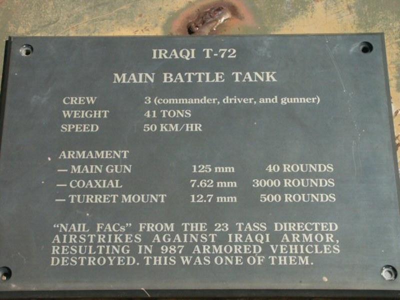 T-72 MBT 3