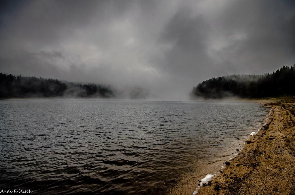 Es zieht Nebel auf
