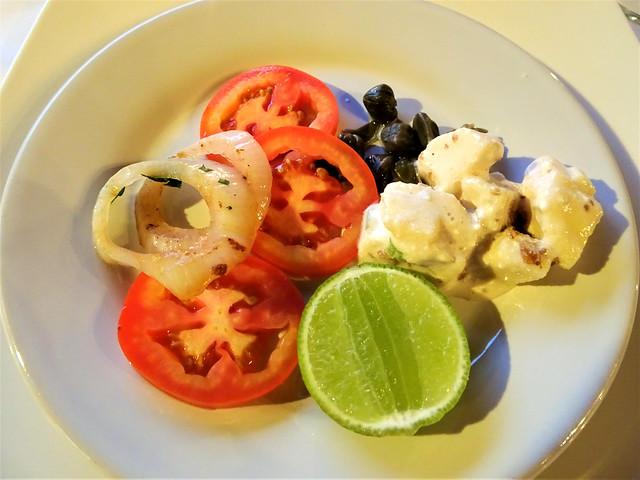 Tomato Lime Jicama