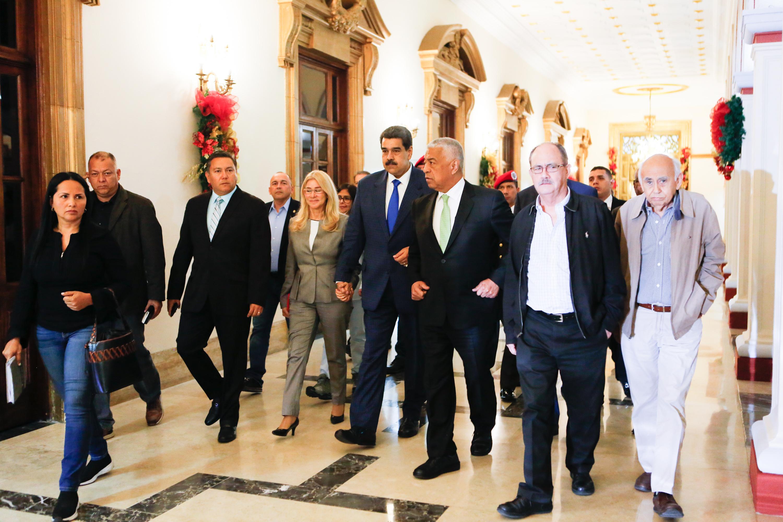 Mesa de diálogo reporta avances vertiginosos para dar respuesta al pueblo venezolano