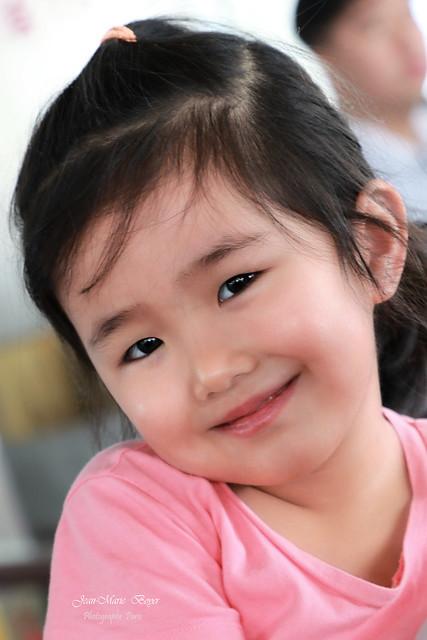 Petite fille a Xiamen.