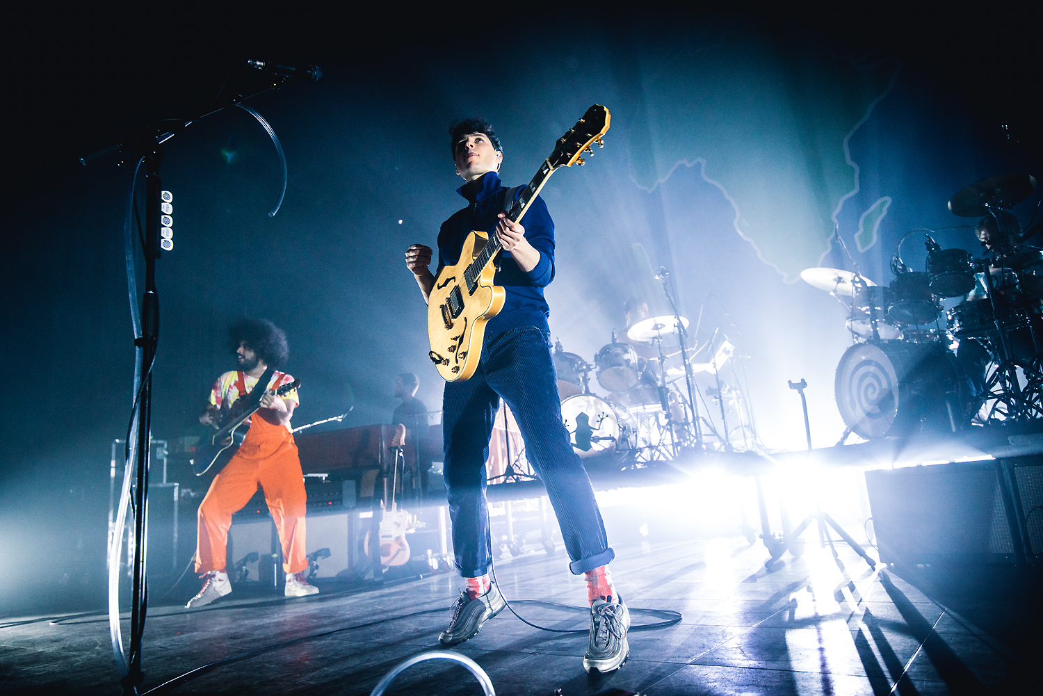 Vampire Weekend @ AB Brussel 2019 (Jan Van den Bulck)