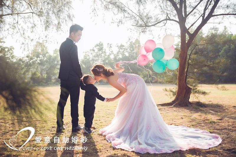 愛意自助婚紗推薦1106