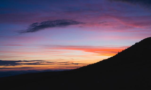 Caprathian Sunrise