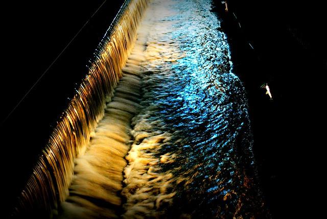 Lake Geneva, Wisconsin Dam