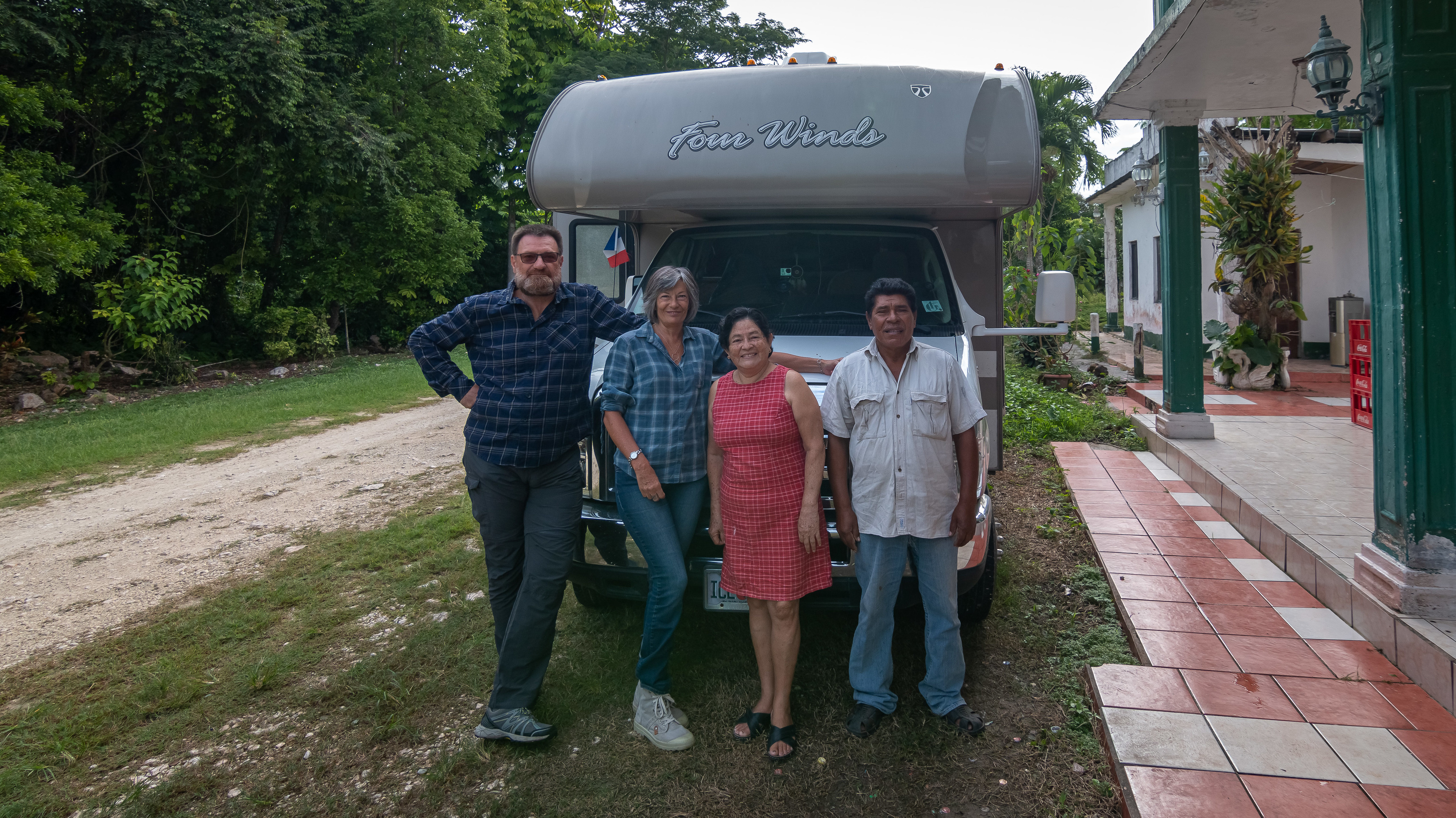 Indian Church Village - [Belize]