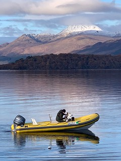 Loch Lomond getaway