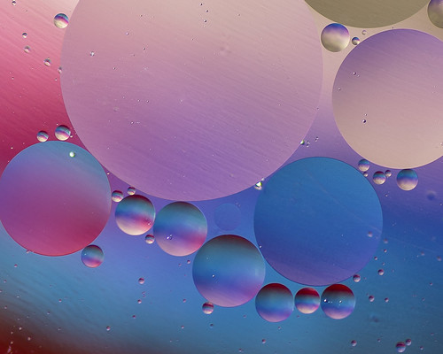 Put all of Your Troubles in a Bubble...