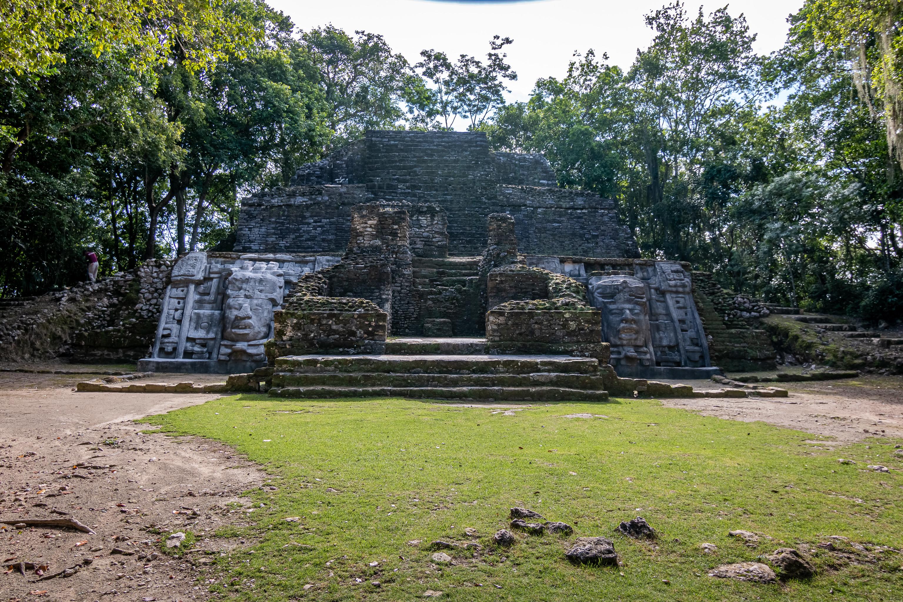 Lamanaï - [Belize]