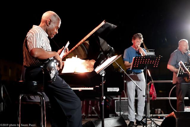 Empoli Jazz -Bobby Previte's Classic Bump Band- 2019