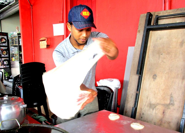 Roti canai guy