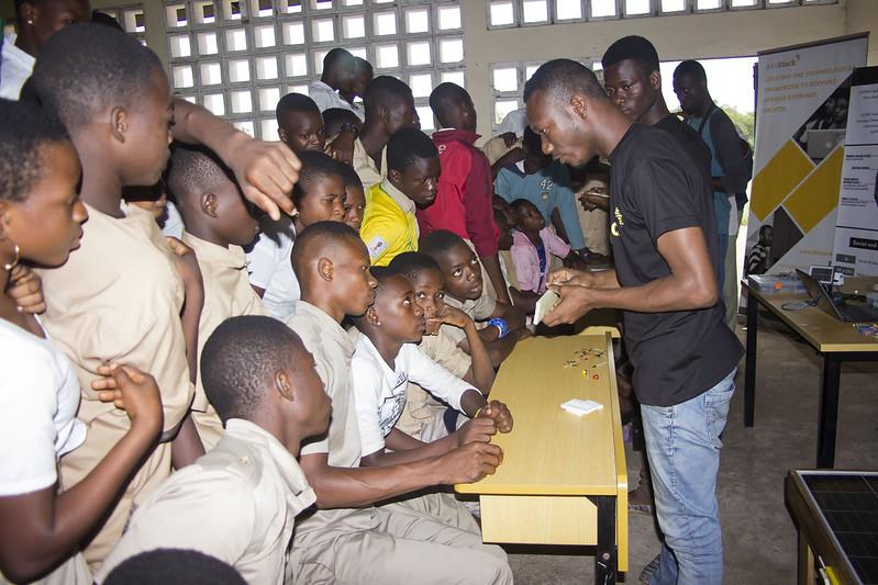 #NEFScienceWeek 2019 Togo: ADEKPUI