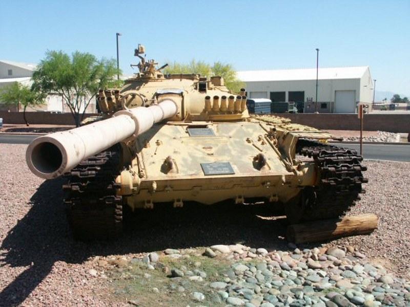 T-72 MBT 2