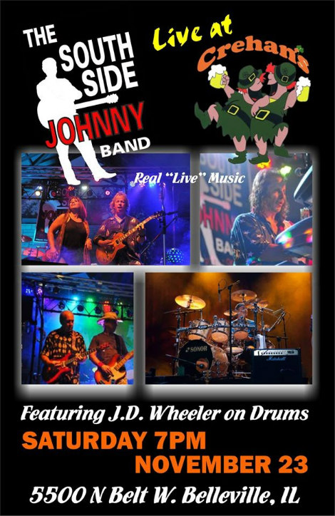 Southsise Johnny Band 11-23-19