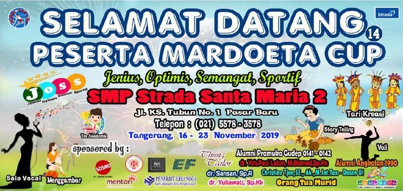 Mardoeta Cup ke 14