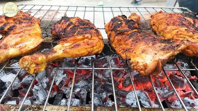 5456 SR 200 fine on BBQ and public bonfire in Saudi Arabia