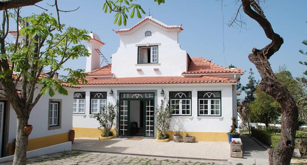 Hotel in Sintra: Villa das Rosas | Mooistestedentrips.nl