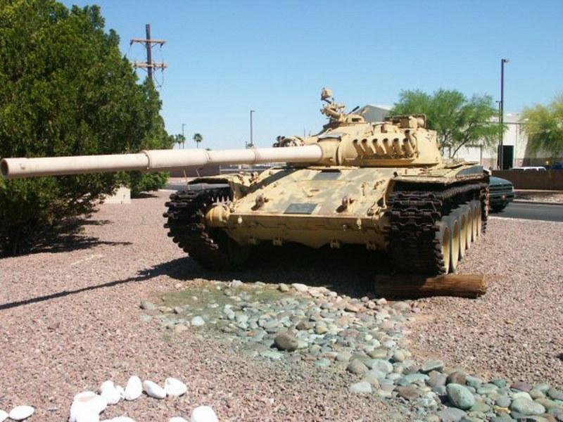 T-72 MBT 1