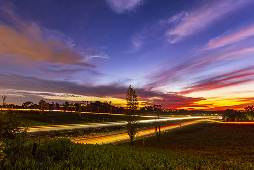 sandiego california unitedstatesofamerica rancho peñasquitos pq sunset sky colorful 56 freeway longexposure