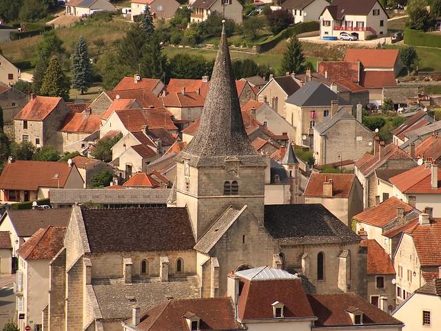 Aignay-le-Duc / Église Saint-Pierre-et-Saint-Paul