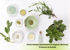 Find a Unique Assortment Of Organic Skincare Products At Amlaki