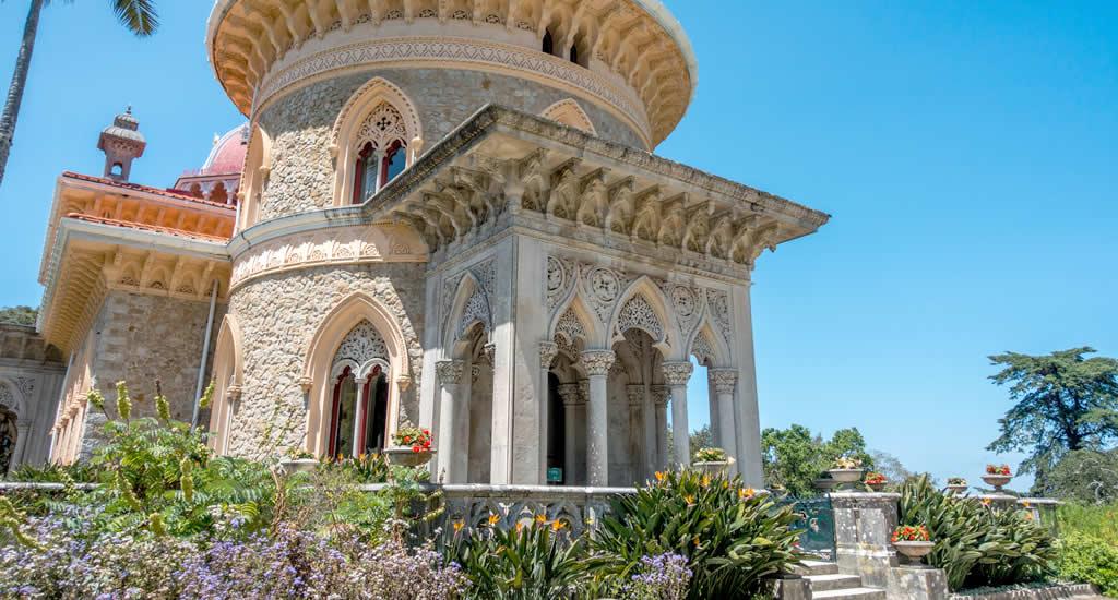 Sintra, Portugal: Palacio e Parque Monserrate | Mooistestedentrips.nl