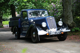 Jowett 8hp Pick-up Lorry - 1937
