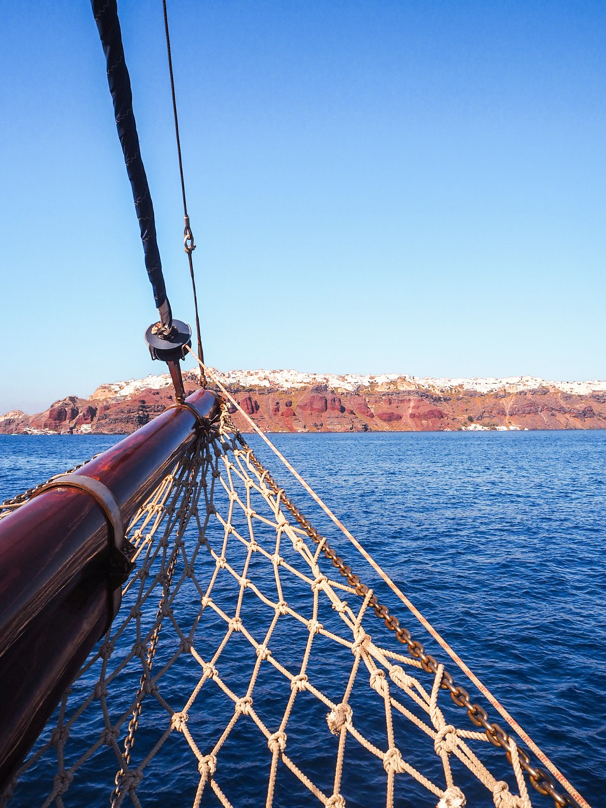 Risteily Santorini