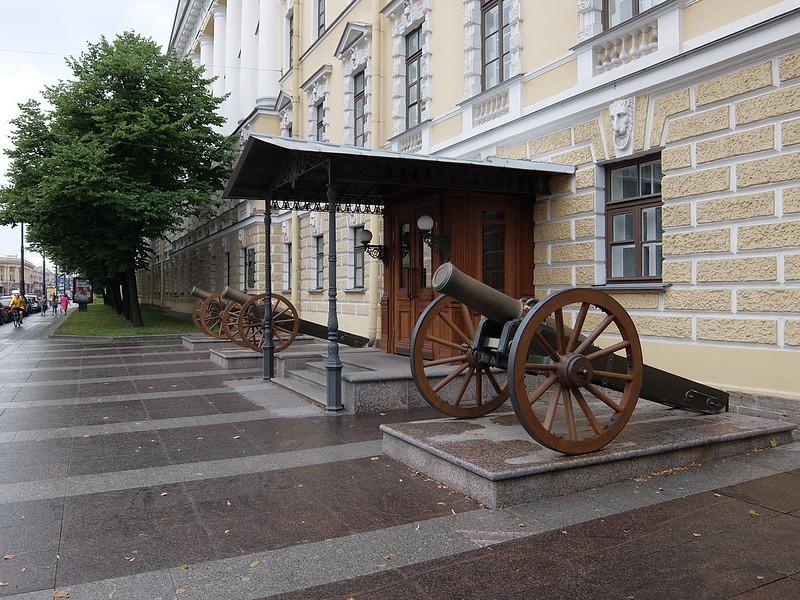 Санкт-Петербург - Артиллерийское училище