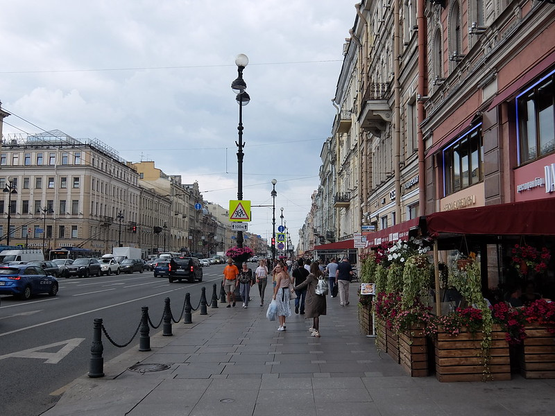 Санкт-Петербург - Невский проспект