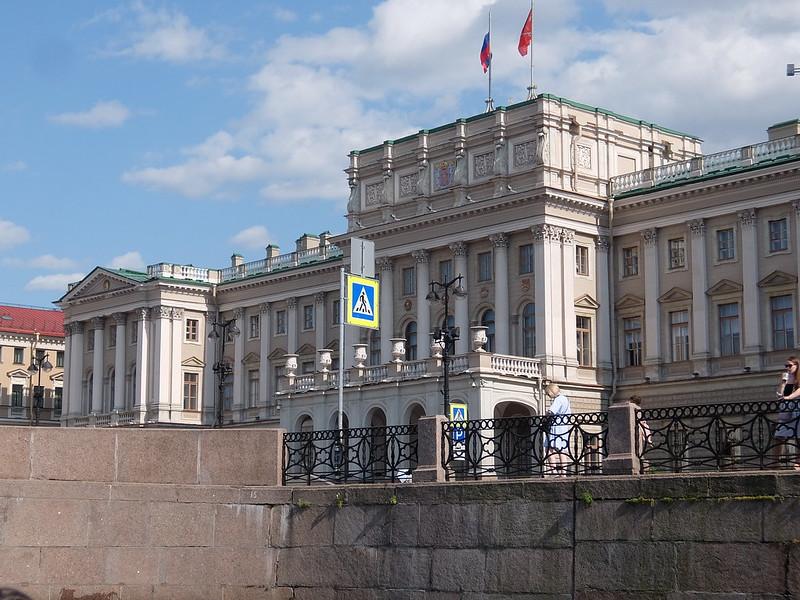 Санкт-Петербург - Дипломатическое здание
