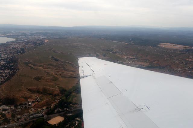 EC-MGS Volotea B717-200 Departing Marseille Airport