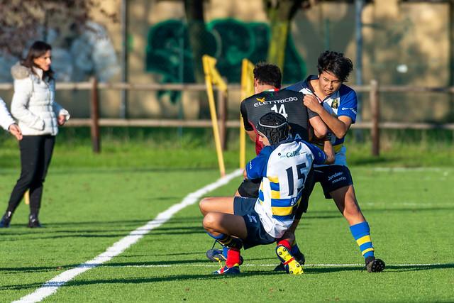 2019/20 - UNDER 16 - RPFC vs Valorugby Emilia (Foto Sicuri)