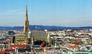 Vienna City Centre, St. Stephen's Cathedral (Stephansdom)