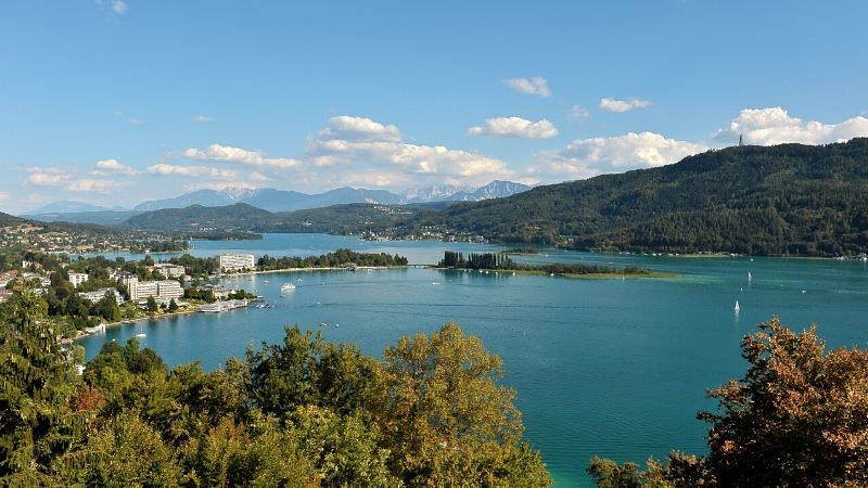 top places to visit in klagenfurt