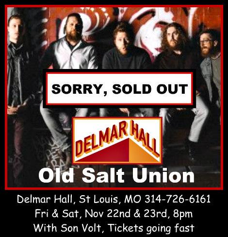 Old Salt Union 11-22, 11-23-19