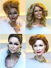 Whitney, Farrah, Jennifer & Cate